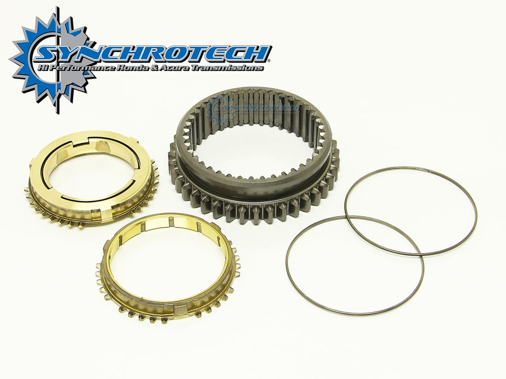 Brass Synchro Sleeve Set 1-2 GSR ITR B16 (92-01)