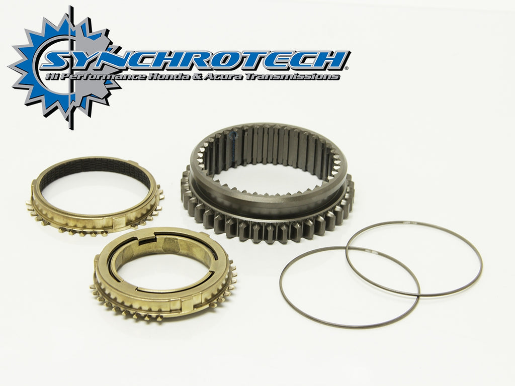 Carbon Synchro Sleeve Set 1-2 GSR ITR B16 (92-01)