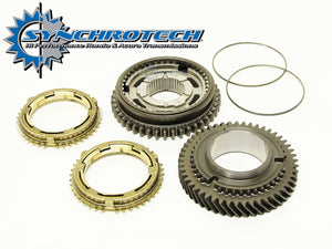 OEM Brass Synchro Sleeve Set K20 1-2 (with 2nd gear)
