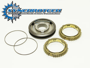 OEM Carbon Synchro Sleeve Set 3-4 K20 6 speed