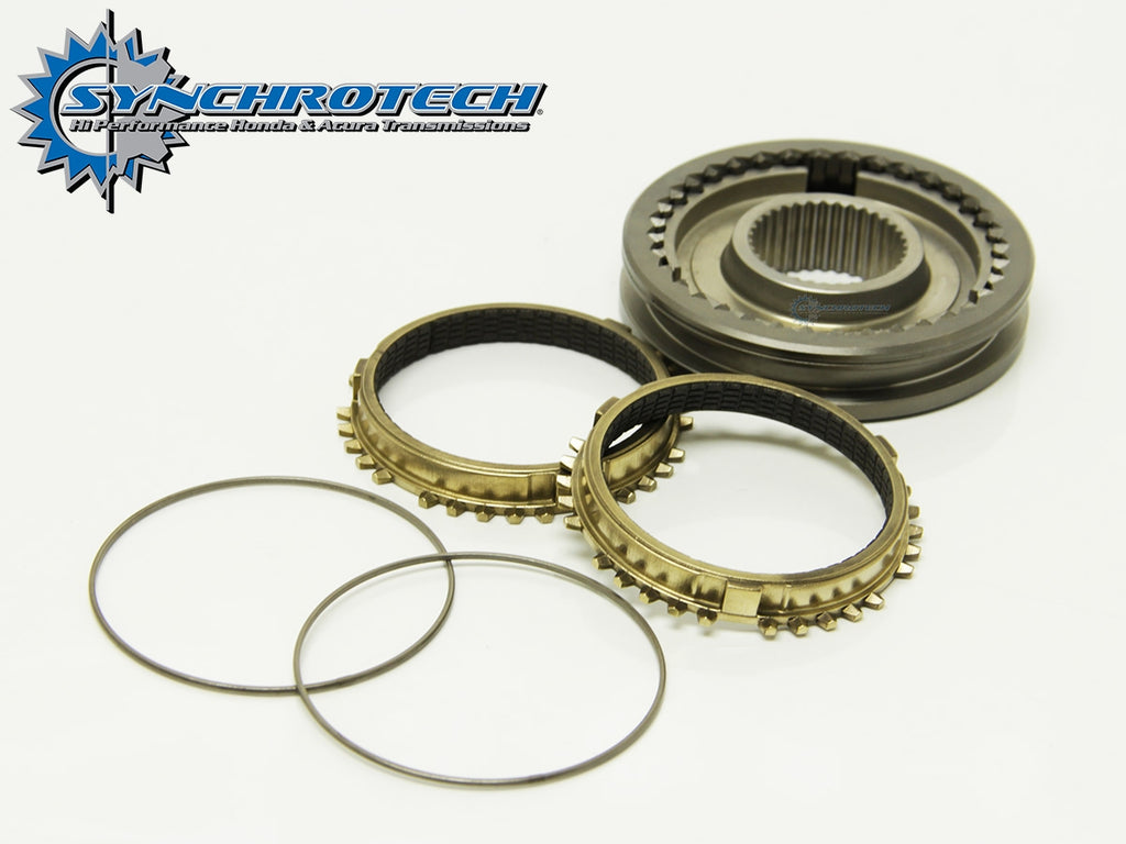 Carbon Synchro Sleeve and Hub Set 3-4 GSR ITR B16 (92-01)