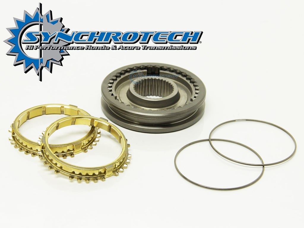 Brass Synchro Sleeve and Hub Set 3-4 GSR ITR B16 (92-01)
