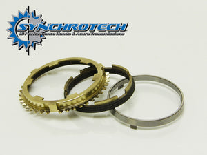 Pro-Series 1-2 Carbon Synchro RSX K20 EP3 ( Brass/Carbon )