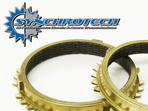 5-6 Single Cone Pro-Series Synchro (65mm ID) K20 ( Brass/Carbon )