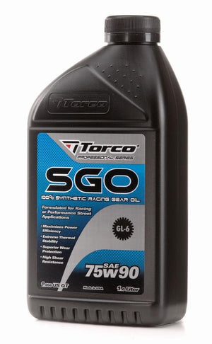 Torco SGO 1 Liter Bottle (FREE SHIPPING) ***USA ONLY**