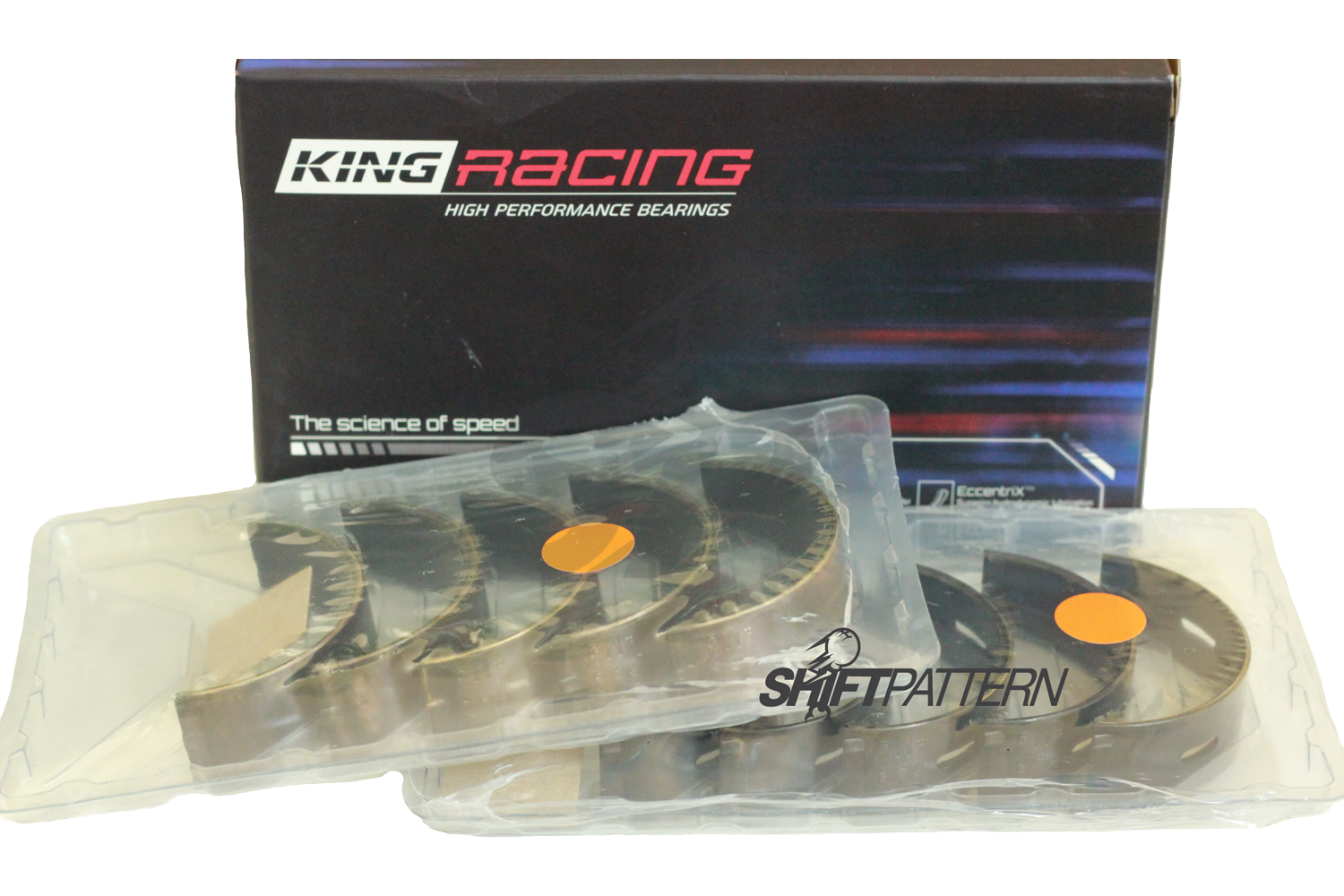 King Racing XP Rod Bearings ( Honda / Acura ) - Race