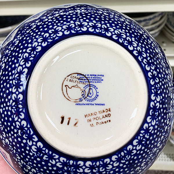 Image of polish pottery watermark replica