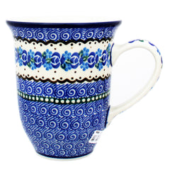 Polish Pottery CA 16 oz Tall Bistro Mug - 882X