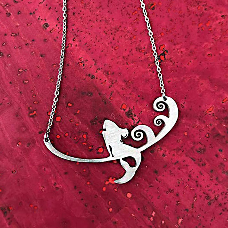 "Close2URHeart Stainless Steel 18"" Necklace - Mermaid"