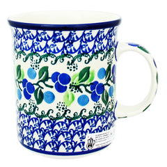 Polish Pottery CA 16 oz Tall Casual Mug - 1416X