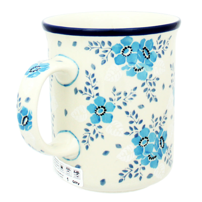Polish Pottery CA 16 oz Tall Casual Mug - 2373X