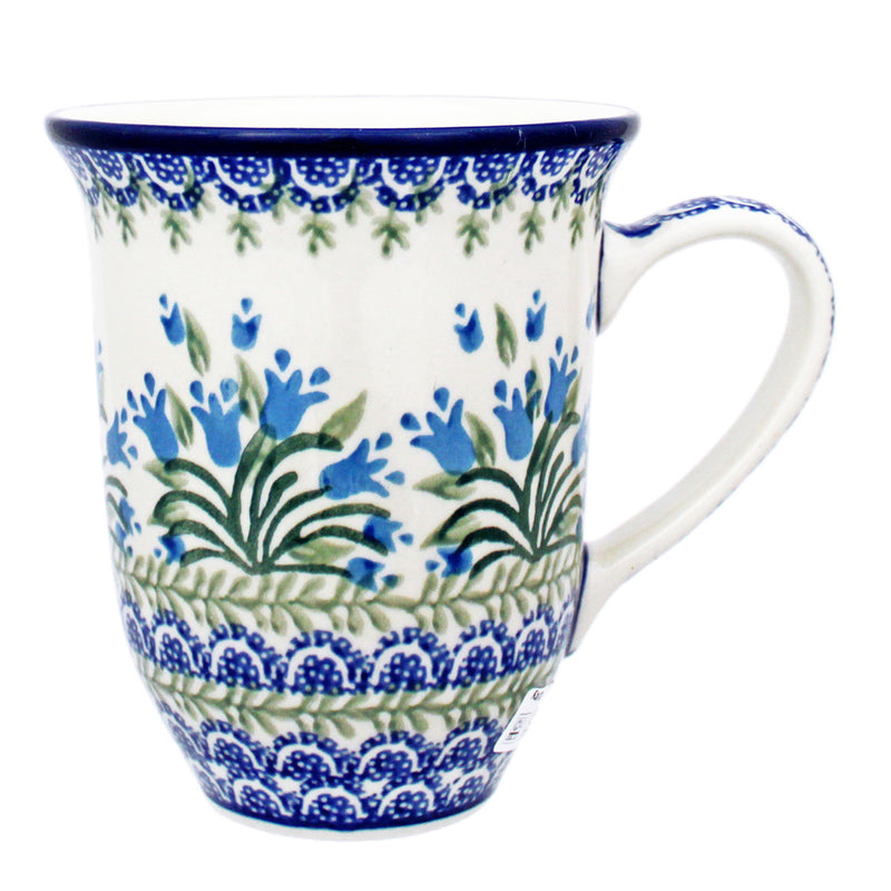 Polish Pottery CA 16 oz Tall Bistro Mug - 1432X