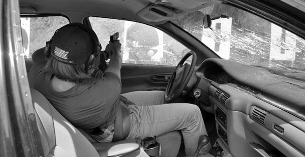 Concealed Carry: Vehicle Environment Skills Double Oak, TX