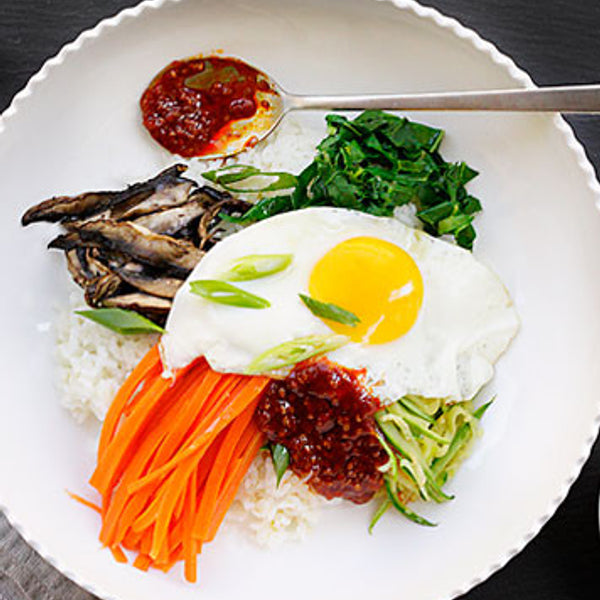 Quick Bibimbap Mother In Law S