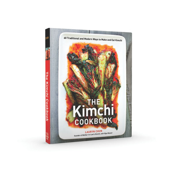 Mother-in-Law's Kimchi The Kimchi Cookbook