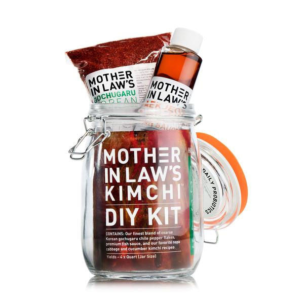 Mother in Law's DIY Kimchi Making Kit