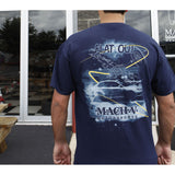 Mach V Flat Out Tee