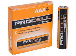AAA Batteries 4-pack