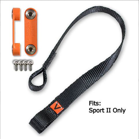 HANS Tether Kit Sport II Quick Click