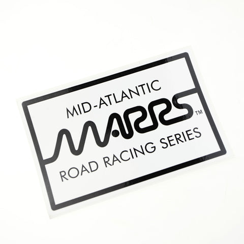 SCCA MARRS Series Decal