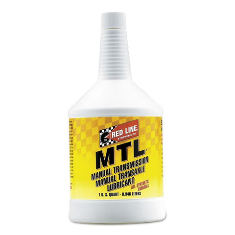 Red Line MTL Manual Transmission Lubricant