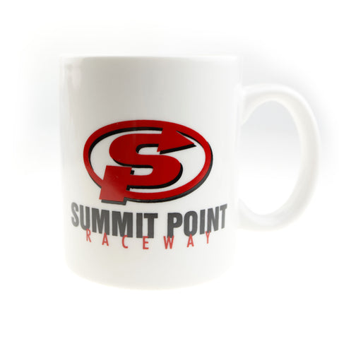Classic Summit Point Logo Mug