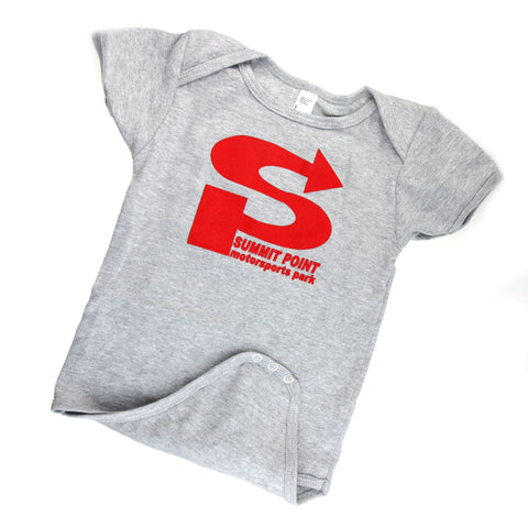 Summit Point Classic Logo Onesie