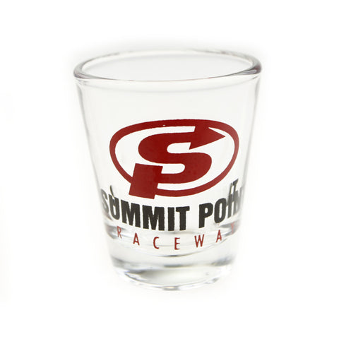 Summit Point Classic Logo Shot Glass
