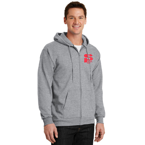 Summit Point Full-Zip Hoodie