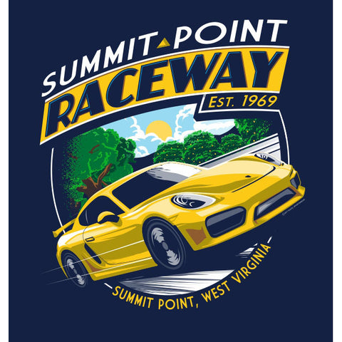Summit Point Raceway 2017 Tee