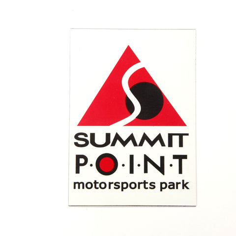 Summit Point Logo Magnet