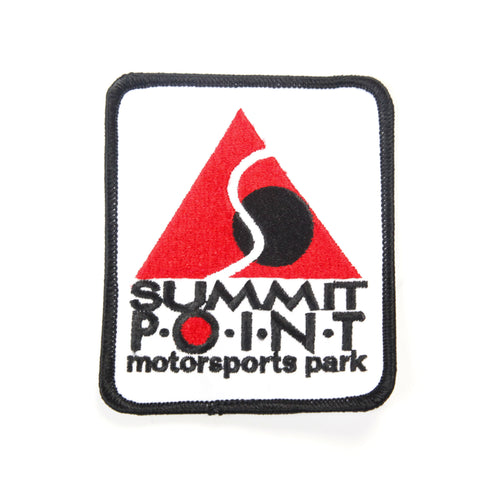 Summit Point Logo Patch