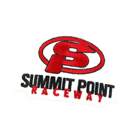 Classic Summit Point Logo Patch