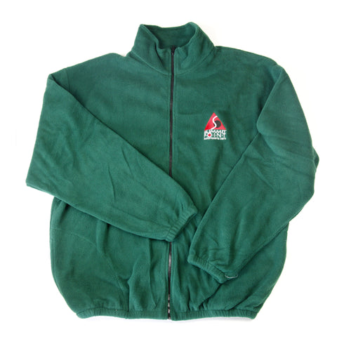 Summit Point Contemporary Logo Fleece Jacket