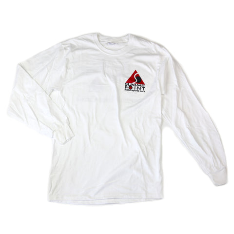 Clearance! Summit Point Track Map Long Sleeve Tee