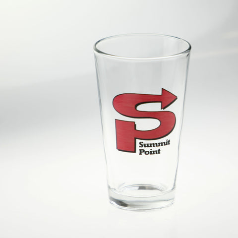 Summit Point Pint Glass