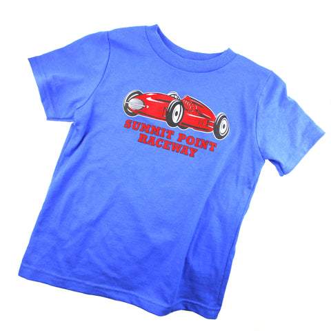 Summit Point Vintage Racer Toddler Tee