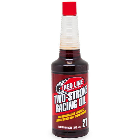 Red Line Two Stroke Racing Oil 16 Ounce