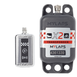 MYLAPS X2 Transponder with 1-Year Sub.