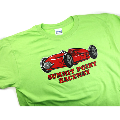 Summit Point Vintage Racer Youth Tee