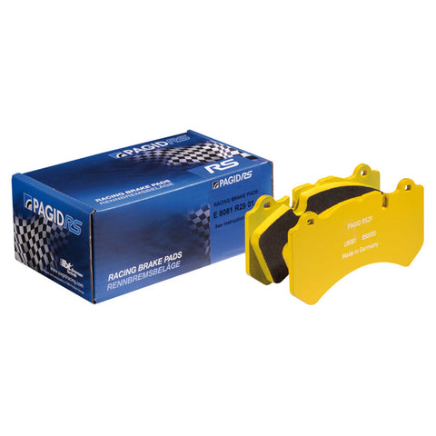 Pagid U-2407  RS 29 Yellow Racing Brake Pads