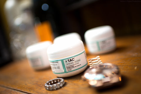 Soothing Discomfort with Tattoo Numbing Creams – TAC Sciences