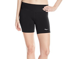 Saucony Womens Scoot Tight Shorts