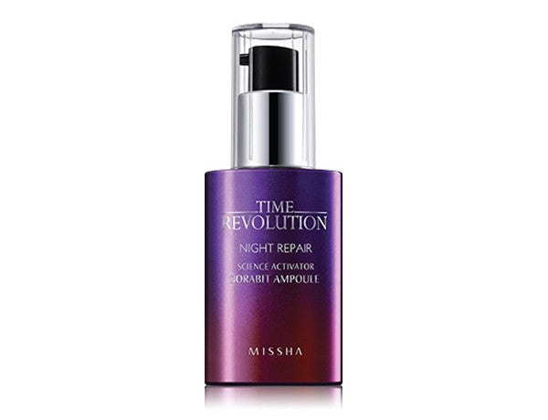 MISSHA Time Revolution Night Repair Science Activator Borabit Ampoule - K GLAM
