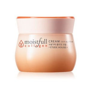 ETUDE HOUSE Moistfull Super Collagen Cream - K GLAM