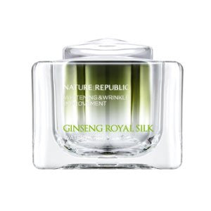 NATURE REPUBLIC Ginseng Royal Silk Watery Cream - K GLAM