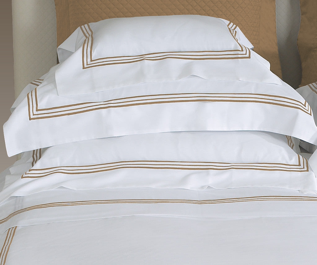 luxury hotel bedding collection egyptian cotton sateen 430tc belvivere