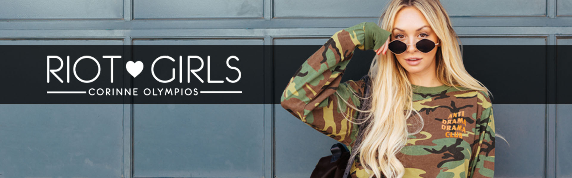 Riot Society Womens Riot Girls Collection