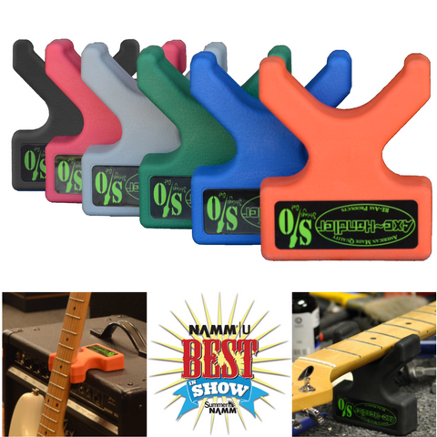 Axe-Handler Strings-Out (S/O) Select your Color: $17.95 Black, $18.95 Color