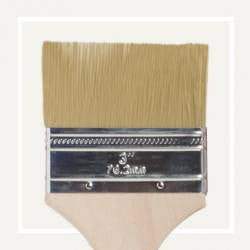 "3"" Synthetic Paint Brush by Little Billy Goat"